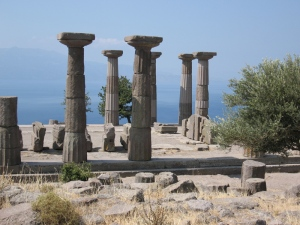 Temple of Athena at Assos