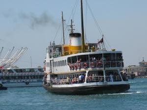 Bosphorus ferry