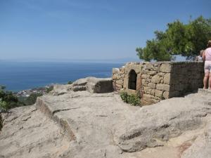 Altar of Zeus, Mt Ida