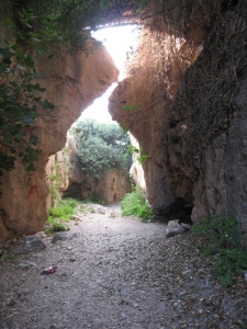 Seleucia Tunnel 2