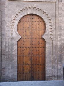 Toledo Moorish gate