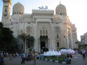 alexandria mosque