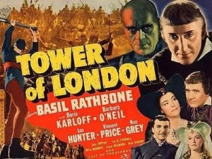 Tower of London (1939) poster 1