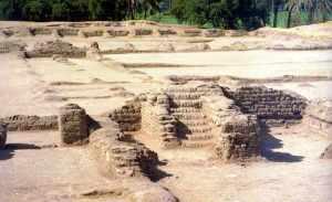 Akhetaten ruins