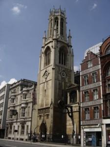 church st dunstan