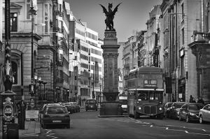 Fleet Street view
